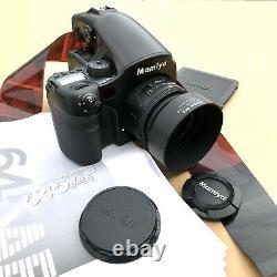 Mamiya 645 AFD + AF80mm f2.8 + Film Back Medium Format Film Camera TESTED