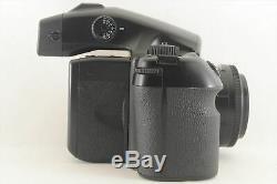 Mamiya 645 AFD Film Camera with AF 80mm F2.8 lens + 120 Film Back 4594#J