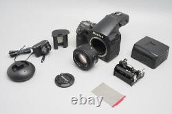 Mamiya 645 AFD II Medium Format Camera with 80mm f2.8 Lens & HM 401 Film Back