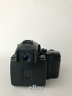 Mamiya 645 AFD Medium Format Film Camera + Mamiya 80mm 2.8 Lens + Extra Back