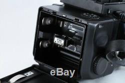 Mamiya 645 Pro Camera + 55mm F2.8 + 120 Film Back Lens Set #EC1040