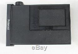 Mamiya 645 Pro Camera Film Camera Body with Power Winder Grip & Polaroid Backing