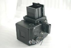 Mamiya 645 Pro Medium Format SLR Film Camera Body with 120 film Back #4114