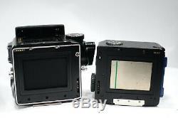 Mamiya 645 Pro TL camera inc 80mm Lens, 120 roll film back, Prism Finder