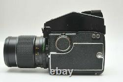 Mamiya M645 Film Camera with Sekor 150mm f/4 Lens 120 Back SNJ86943