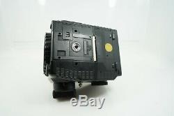 Mamiya M645 Super Body Medium Format Film SLR Camera with 120 Film back