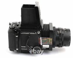 Mamiya RB67 PRO-S 90mm F3.8C 120 FILM BACK Medium Format Film camera