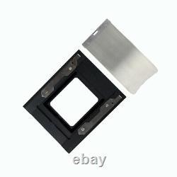 Mamiya RB67 Roll Film Back Holder Adapter For Linhof Wista Technika 4x5 Camera