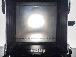 Mamiya RB67 + Sekor-C 50mm f/4.5 + 6x8 Film Back Medium Format Camera