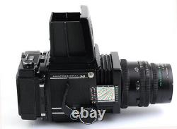 Mamiya RB 67 PRO SD Medium Format Film Camera 90mm F3.5 KL 120SD FILM Back Exc+