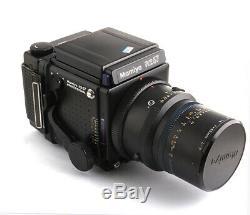 Mamiya RZ67 65mm F4 M 120 film back camera