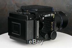 Mamiya RZ67 PRO 6x7 Camera with Sekor Z 180mm f4.5 & 120 Film Back EX+