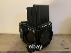 Mamiya RZ67 PRO II 6x7 Medium Format Camera + 120 Film Back