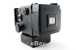 Mamiya RZ67 PRO II Camera with AE PD Finder II Film Back From Japan 617304