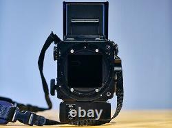 Mamiya RZ67 Pro 6x7 Camera + 65mm F/L-A Lens Floating Element + 120 Film Back