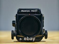 Mamiya RZ67 Pro 6x7 Camera + Sekor 50mm F3.5 Lens + 120 Film Back