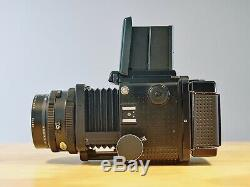 Mamiya RZ67 Pro 6x7 Medium Format Camera + 127mm f3.8 Lens + 120 Film Back