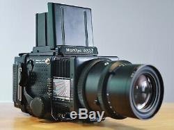 Mamiya RZ67 Pro 6x7 Medium Format Camera + 180mm Lens + 120 Film Back