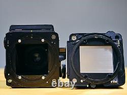 Mamiya RZ67 Pro 6x7 RZ Camera+ 50mm Lens +120 Film Back + 220 Film Back