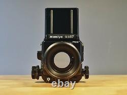 Mamiya RZ67 Pro II 6x7 Medium Format Camera + 150mm Lens + 120 II Film Back