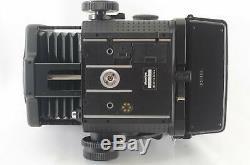 Mamiya RZ67 Pro II Body Medium Format Film Camera with 6x7 120 Film Back 4191#J