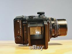 Mamiya RZ67 Pro II Camera + 50mm + 140mm m/l-a macro Lens + 120 Pro II Film Back