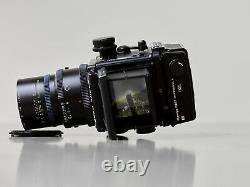 Mamiya RZ67 Pro II Camera + 65mm L-A Lens + 120 Film Back + 6 mths Warranty