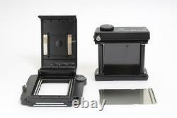 Mamiya RZ67 Pro II Film Camera Body with AE Finder II /120 Film back JAPAN 3000