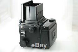 Mamiya RZ67 Pro II Medium Format Film Camera + 120 film Back Excellent++ #3774