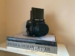 Mamiya RZ67 Pro Medium Format Camera + 110mm lens + 120 film back + MORE