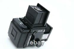 Mamiya RZ67 Pro Medium Format Film Camera Body with Film Back WL Finder 389565
