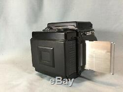 Mamiya RZ67 Pro Medium Format SLR Film Camera with 110 mm lens & Polaroid back