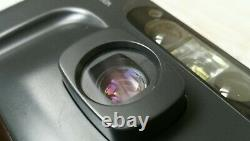Minolta Freedom Escort 35mm like Leica mini camera with data back FILM TESTED
