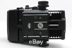 MintMamiya RZ67 Pro II Camera with 110mm f/2.8 W 120mm Film Back-#1702