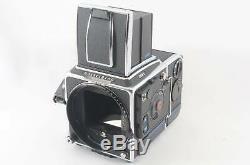 Mint Hasselblad 203FE Film Camera with FE 80mm F2.8 Lens + E12 Film Back 4126#J