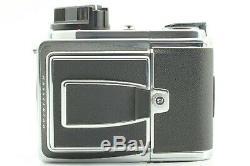 Mint Hasselblad 500CM C/M Camera + CF 80mm f/2.8 + A12 II Film Back From JAPAN