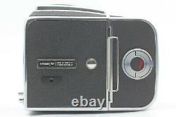 Mint Hasselblad 500CM C/M Camera + C 80mm f/2.8 + A12 II Film Back From JAPAN
