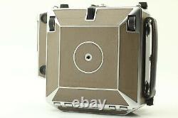 Mint Linhof Super Technika IV 4x5 Large Format Camera with Film Back Japan #703