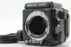 Mint Mamiya RZ67 Pro II Medium Format Film Camera 120 Film Back From JAPAN 398