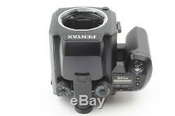 Mint Pentax 645N Medium Format Film Camera A 45 75mm F2.8 2Lens From JAPAN