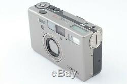 Mint in BOX Contax T3 D 35mm Point & Shoot Film Camera Data Back From JAPAN