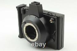 NEAR MINT Contax Preview Camera Polaroid Film Back C/Y Mount From JAPAN 1972