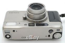 NEAR MINT+++Contax TVS 35mm Point & Shoot Film Camera Data Back from JAPAN