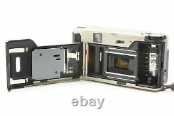 NEAR MINT Contax TVS Data back Point & Shoot 35mm Film camera from JAPAN #1252
