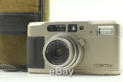 NEAR MINT Contax TVS Point & Shoot 35mm Film Camera Data Back from Japan 957
