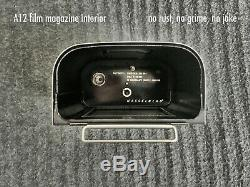 NEAR-MINT HASSELBLAD 500C/M withZEISS 80MM F2.8 LENS A12 BACK VINTAGE FILM CAMERA