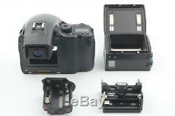 NEAR MINT MAMIYA 645 AFD Medium Format Camera with 120 Film Back from JAPAN