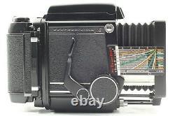 NEAR MINT MAMIYA RB67 Pro S Camera C 127mm F/3.8 Lens 120 Film Back JAPAN #755
