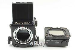 NEAR MINT MAMIYA RZ67 Pro medium camera body, 120 Film Back from JAPAN #473