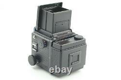 NEAR MINT Mamiya RZ67 Pro Medium Camera + Waist Level 120 Film Back from JAPAN